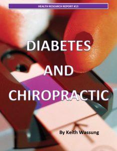 DIABETES & CHIROPRACTIC